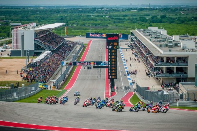 MotoGP – GP Austin: La gara in diretta (live e foto)