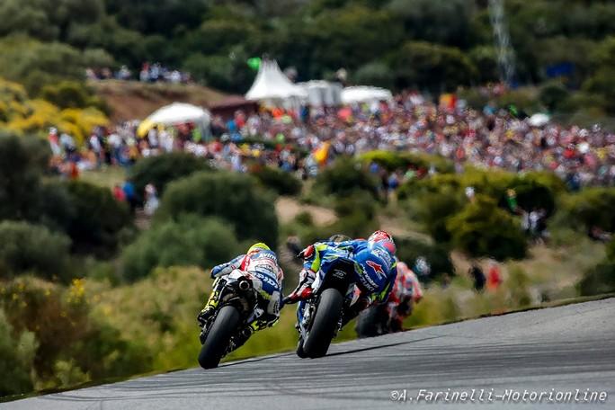 MotoGP – GP Jerez: La gara in diretta (live e foto)