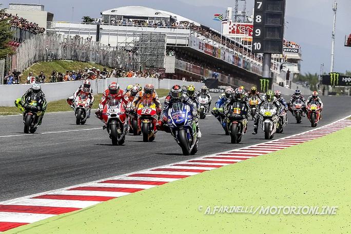 MotoGP – GP Catalunya: La gara in diretta (live e foto)