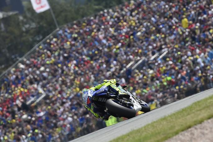 MotoGP – GP Germania: La gara in diretta (live e foto)