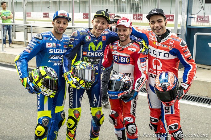 MotoGP – GP Qatar: La gara in diretta (live e foto)