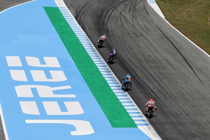 MotoGP – GP Spagna Jerez: La gara in diretta (live e foto)