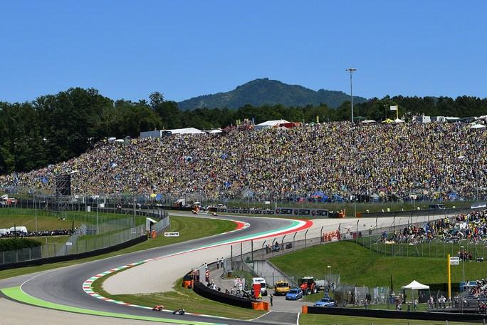 MotoGP – GP Italia Mugello: La gara in diretta (live e foto)