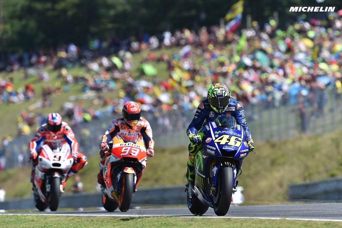 MotoGP – GP Repubblica Ceca Brno: La gara in diretta (live e foto)