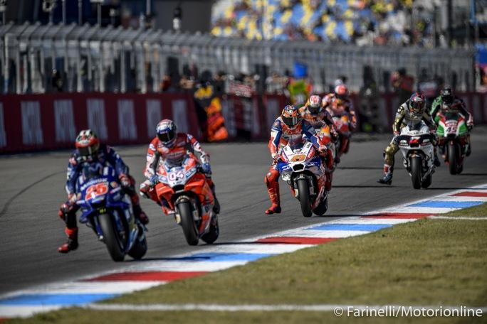 MotoGP | GP Assen: La Gara in diretta (live e foto)