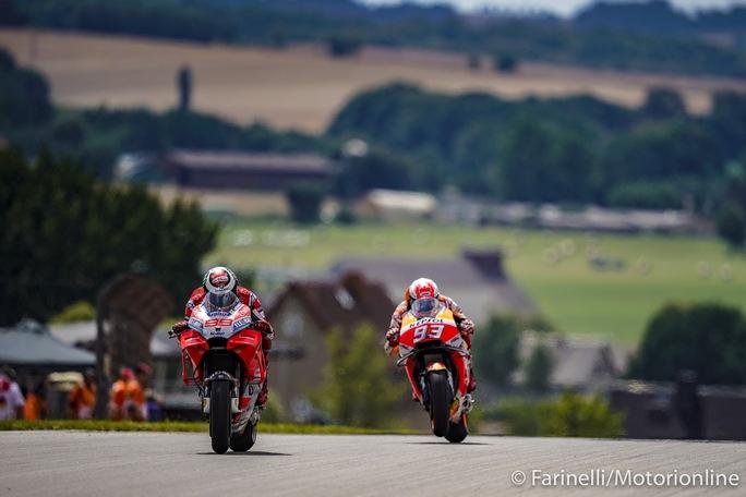 MotoGP | GP Sachsenring: La gara in diretta (live e foto)