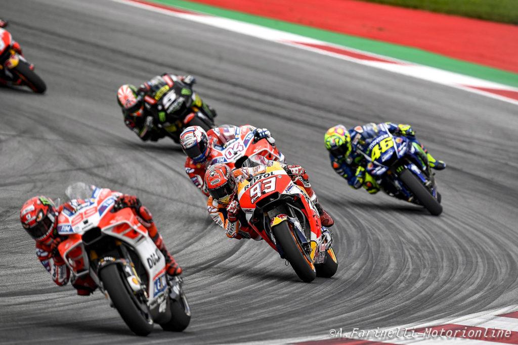 MotoGP | GP Austria: La gara in diretta (live e foto)
