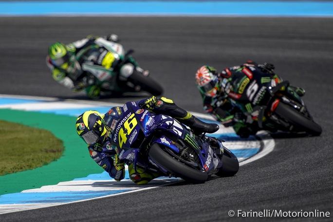MotoGP | GP Thailandia: La gara in diretta (live e foto)