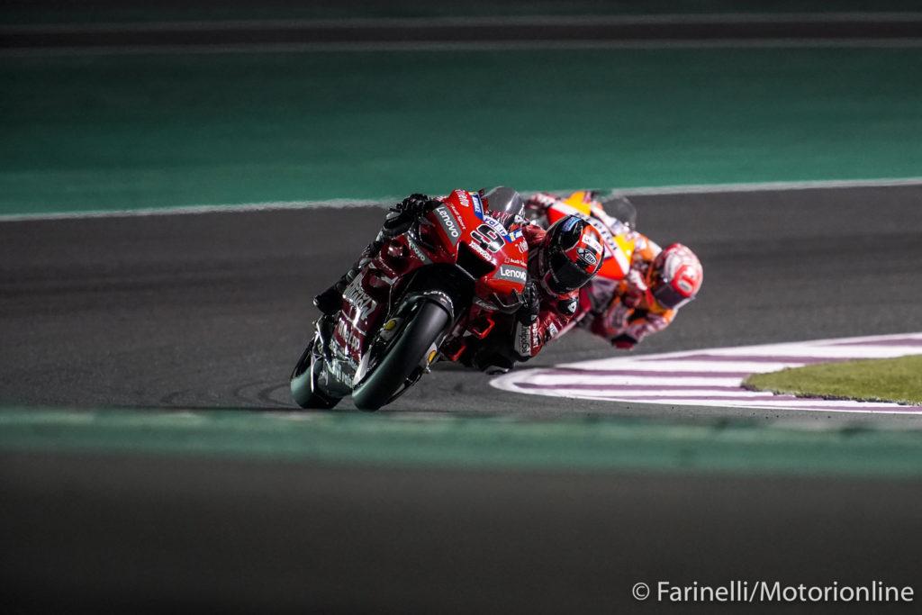 MotoGP | GP Qatar: La gara in diretta (live e foto)