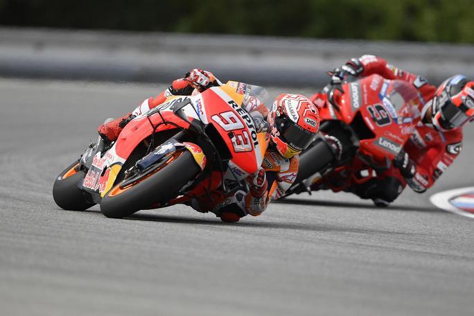 MotoGP | GP Brno: La gara in diretta (live e foto)