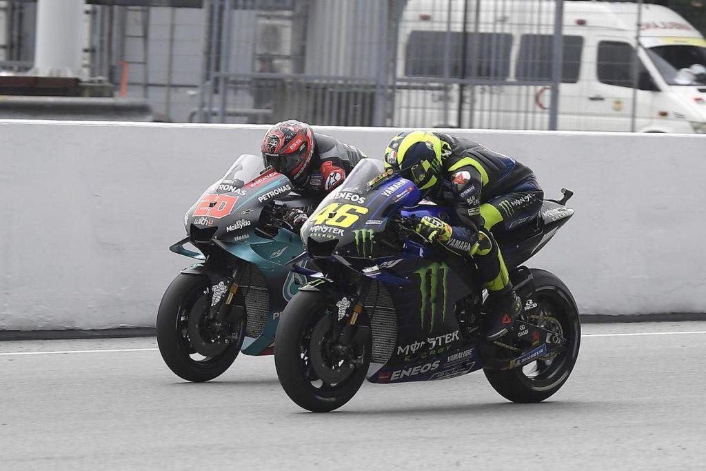 MotoGP | GP Malesia: La gara in diretta – Vittoria di Vinales! Marquez e Dovizioso sul podio