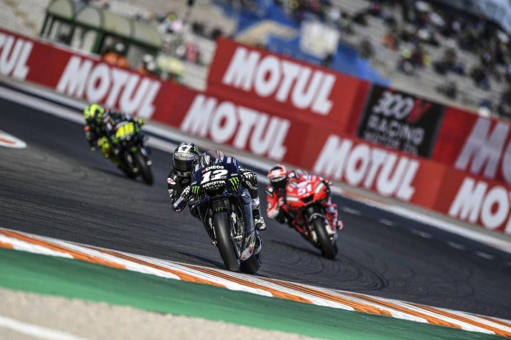 MotoGP | GP Valencia: La gara in diretta – Vittoria di Marquez, Quartararo e Miller sul podio!