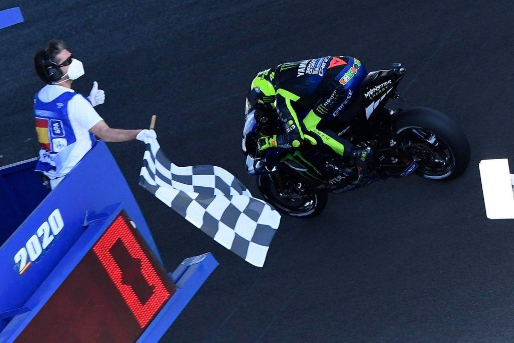 MotoGP | GP Jerez: La Gara in DIRETTA – Vittoria di Quartararo, Vinales e Rossi sul podio!