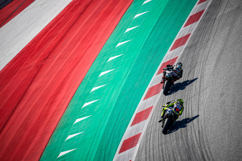 MotoGP | GP Austria 2: la Gara in DIRETTA – Prima vittoria in carriera per Oliveira, Miller e Pol Espargaro sul podio