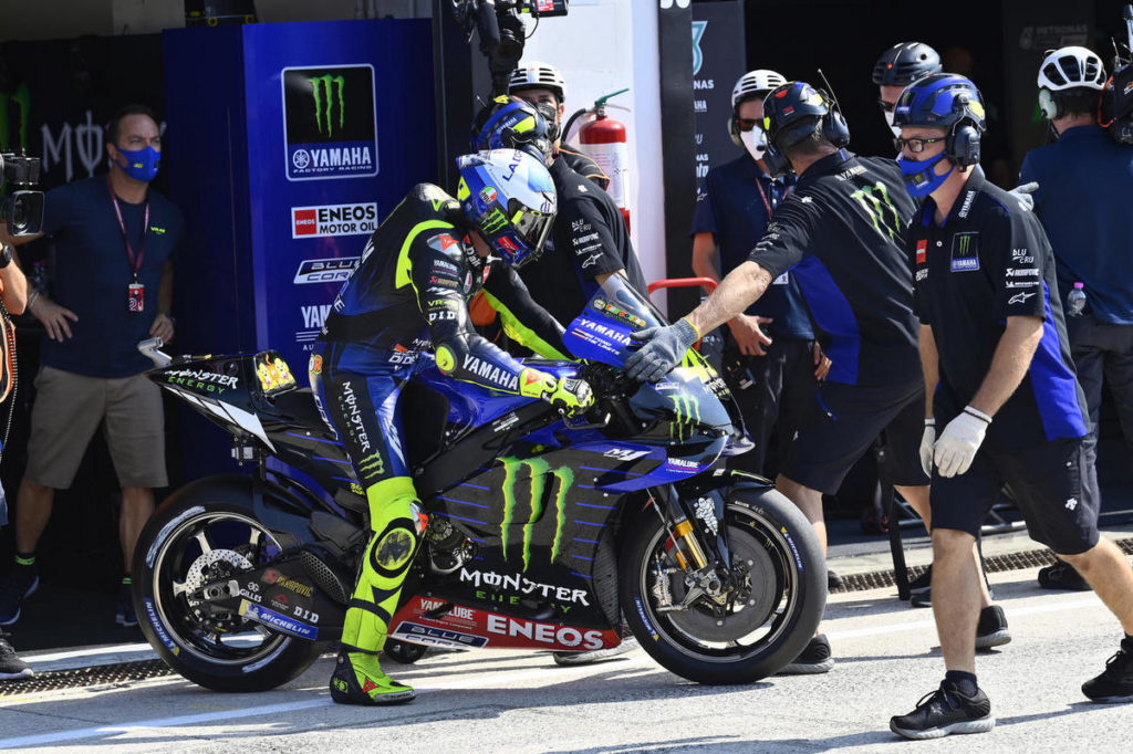 MotoGP | Test Misano in DIRETTA (live e foto)