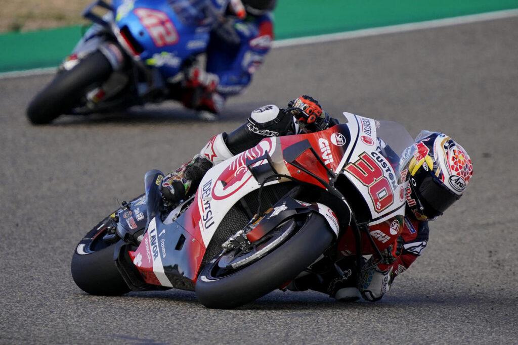 MotoGP | GP Aragon 2: la Gara in DIRETTA – Vittoria di Franky Morbido! Suzuki sul podio