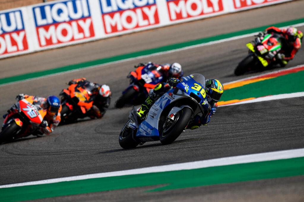MotoGP | GP Valencia: la Gara in DIRETTA – Vittoria di Mir! Rins e Espargaro sul podio, KO Yamaha