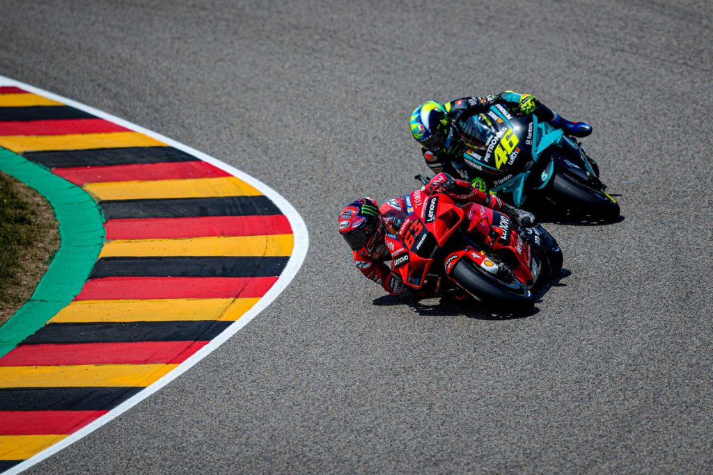 MotoGP | GP Germania: la Gara in DIRETTA (live e foto)